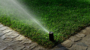 Commercial & Strata Maintenance | Irrigation repair and maintenance | Get Growing Landscaping Ltd.